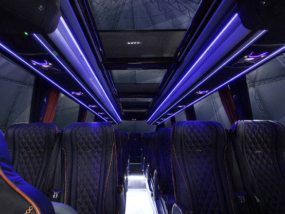Elite Flexi Lux LR & AC For Coaches
