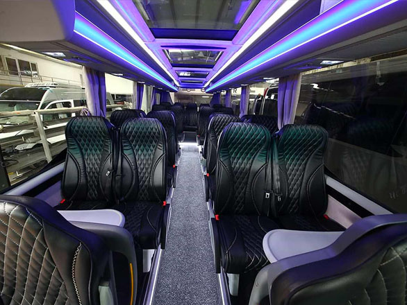 Flexi Lux LR & AC For Coaches